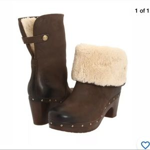 100% Authentic Uggs Lynnea - Worn Once!